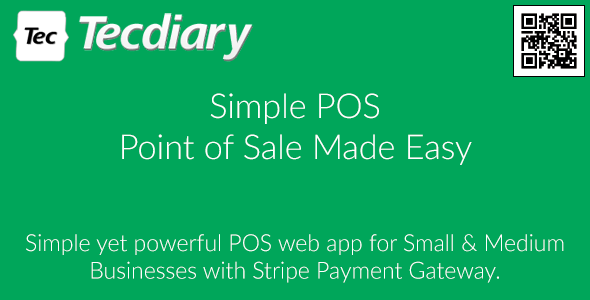 Simple POS v3.0 + Beta v4.0.5 – Point of Sale Made Easy