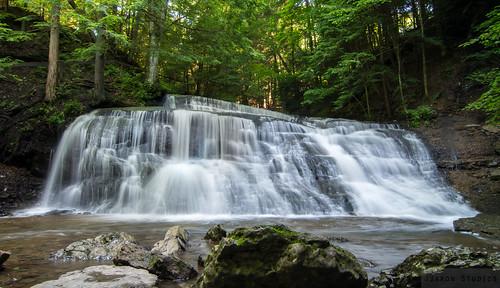 longexposure green nature water rural america waterfall pretty pentax july pa mcconnellsmill hellshollow da1224 pennsylvaniawaterfalls westernpawaterfalls
