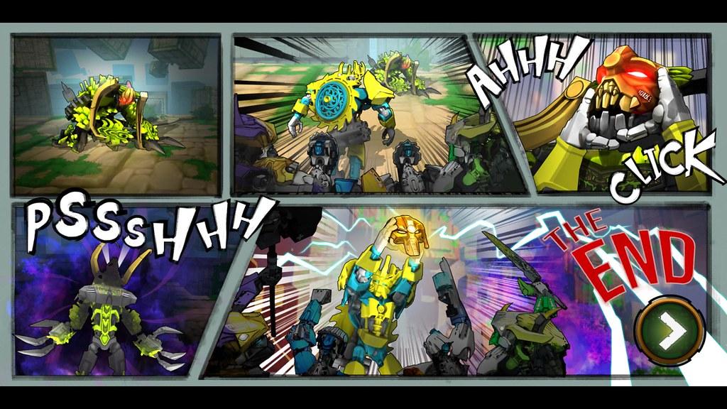 Mask of Control Story Comic 2