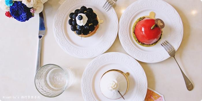 金心盈福 Cuore D'oro法義甜點 台中法式甜點 台中甜點 台中下午茶 台中推薦甜點 義式冰淇淋0-