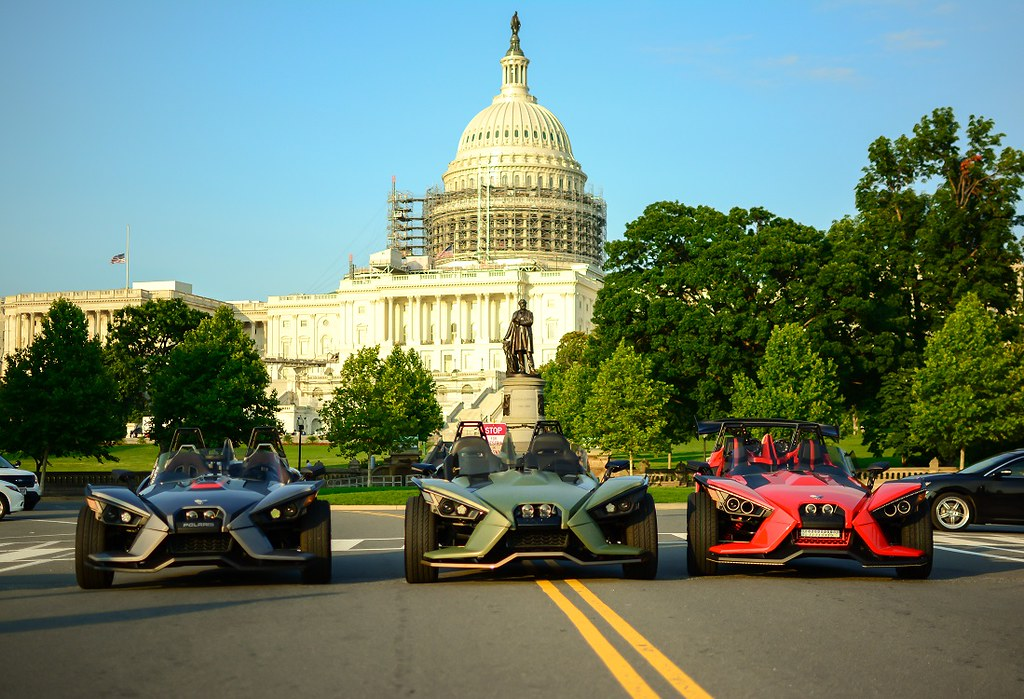 Nation's Capital 2016 Slingshot Takeover