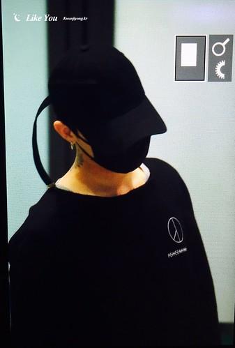 BIGBANG Arrival Seoul from Dalian 2016-06-26 (28)