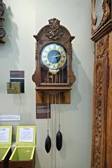 Tête d'horloge Saint-Nicolas (milieu XVIIIe)