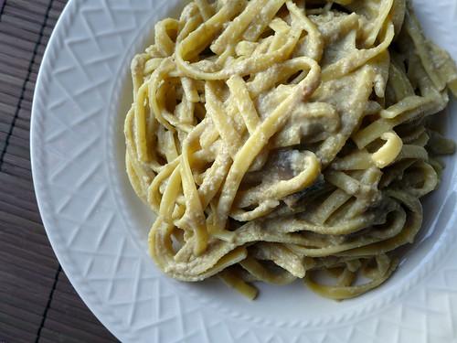2015-03-13 - SRJ Creamy Mushroom Pasta - 0003 [flickr]