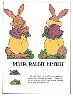 Peter Rabbit Himself