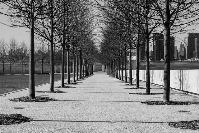 Chun Kit Photography - Roosevelt Island Four Freedoms Park