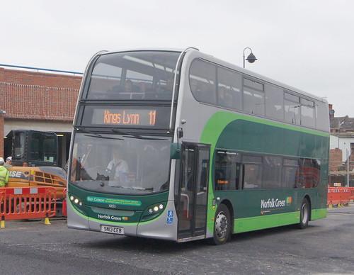 SC Norfolk Green 10055 SN13 EEB