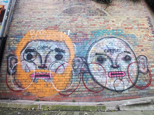 Street Art, Shoreditch London