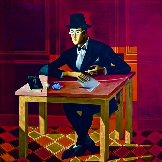 Fernando Pessoa (1954) - Almada Negreiros (1893-1970)