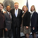3-31-15 Robert Wood Johnson Health Foundation Health Policy Fellows, Governor's Conference Room