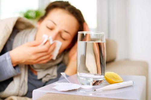 mengatasi flu