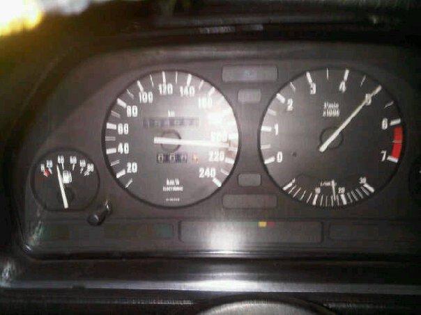 BMW E34 M20