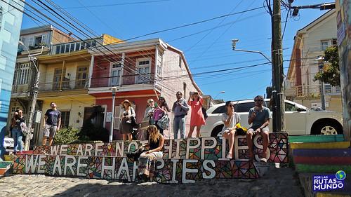 Por las Rutas del Mundo en Bicicleta - Chile
