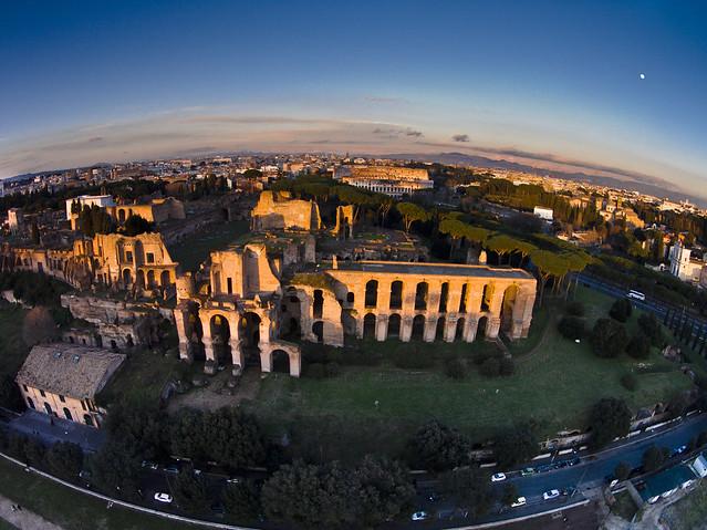 ROMA ARCHEOLOGICA & RESTAURO ARCHITETTURA: Buon compleanno alla città eterna: Roma, 21 aprile 753 a.C.: l'alba di una città sacra, IL PRIMATO NAZIONALE (21|04|2015).