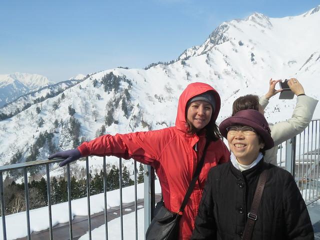 Header of Tateyama Kurobe Alpine Route