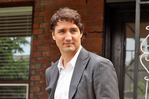 Justin Trudeau MP