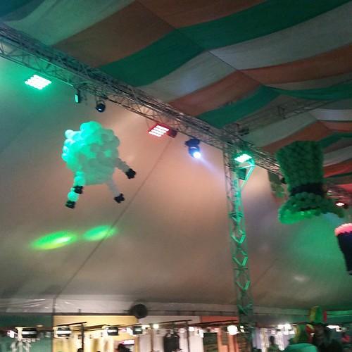#festairlandese #addobbi