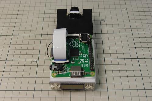 Raspberry Pi A+ Camera