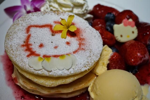 キティ パンケーキ