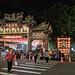 夜晚的豐原慈濟宮門口 street shot in Taiwan Taichung city . 台灣台中 DSC_2581
