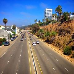 Pacific Coast Hwy - Santa Monica - California