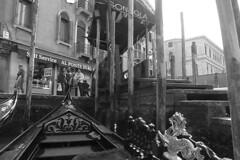 Venice - Gondola ride view 1a