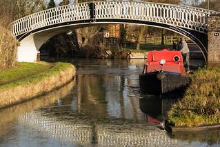 20141231-13_Ice Breaker_Arched Bridge_Braunston_Grand Union+Oxford Canal
