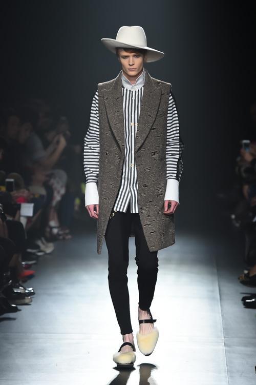 FW15 Tokyo DRESSCAMP002_Ben Bengtsson(Fashion Press)