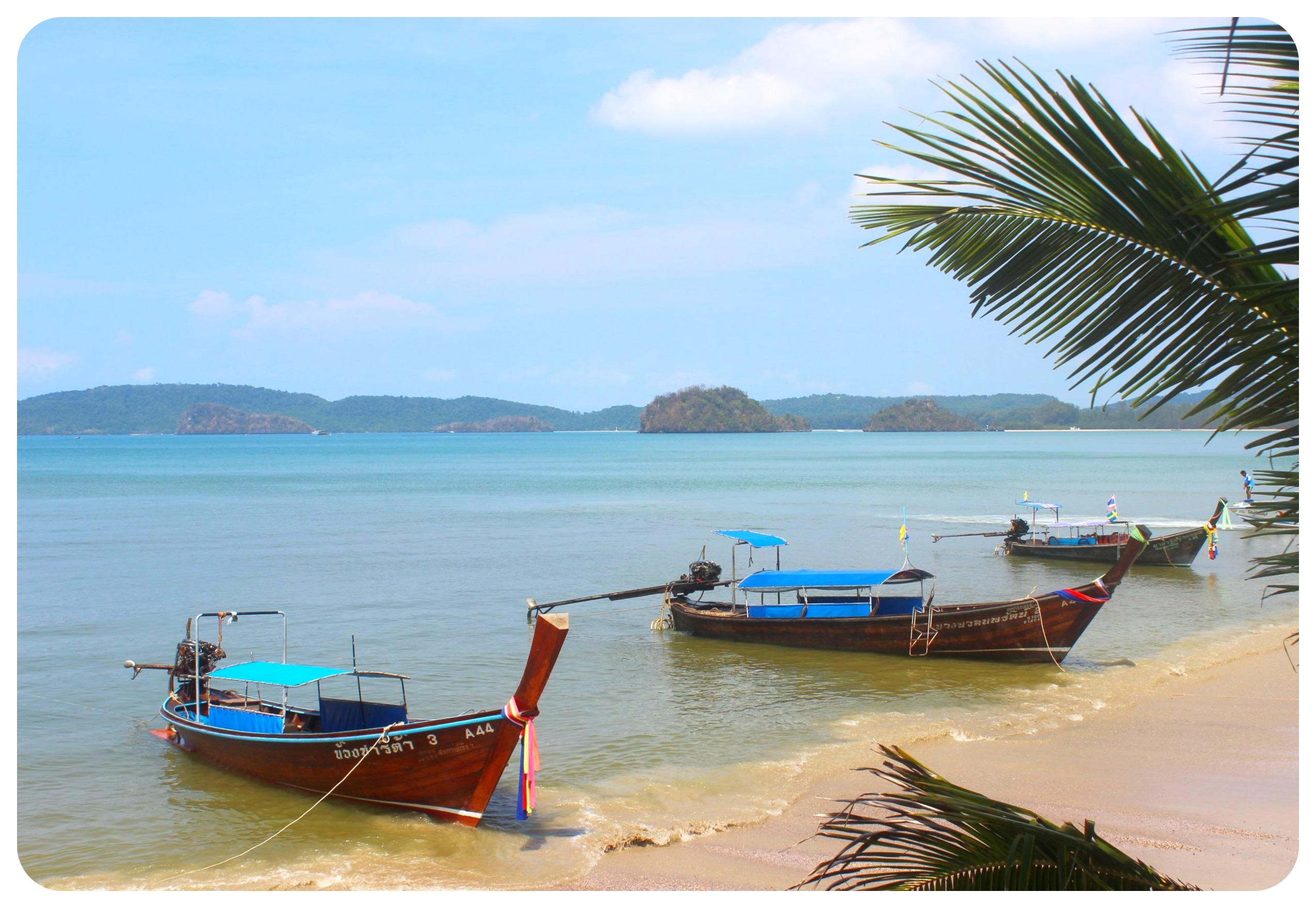 ao nang boats