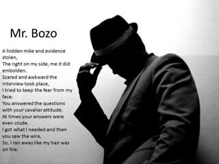 Bozo Poem