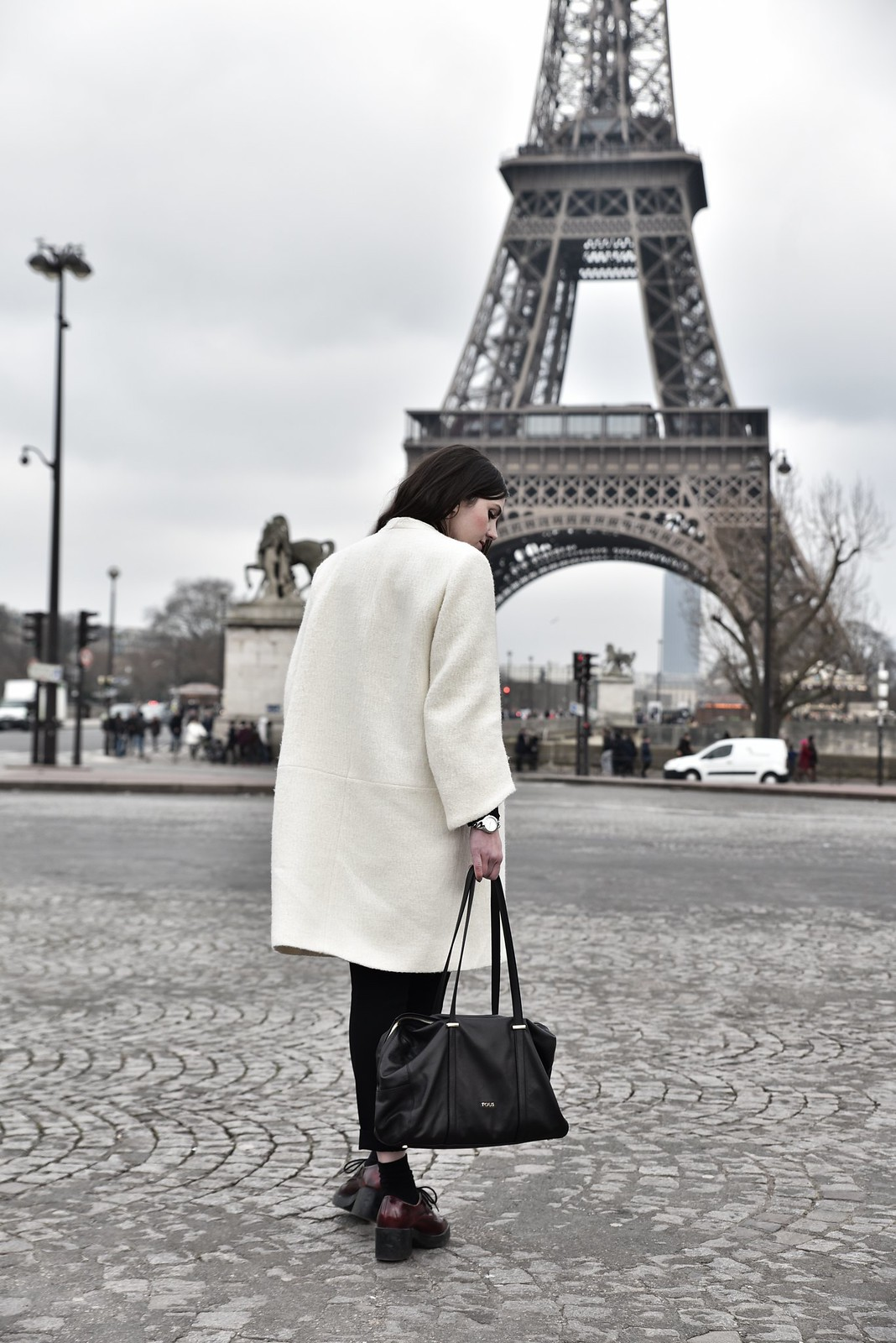 white coat Paris4