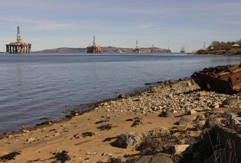 Balblair Pier View