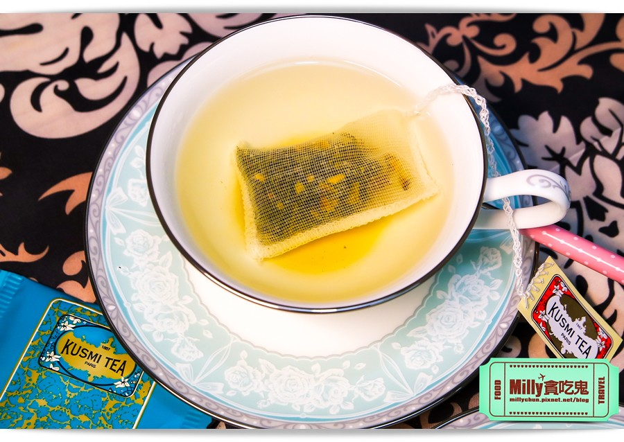 KUSMI TEA 特選暢銷風味茶包組0027