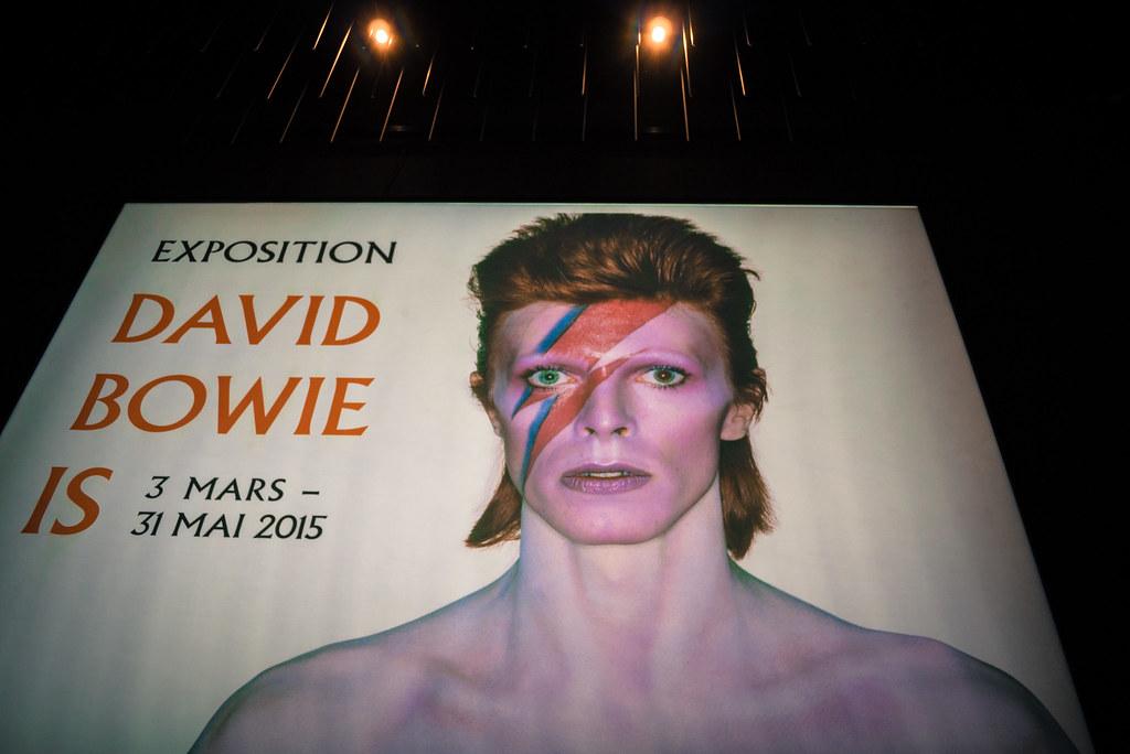 David Bowie is - Philharmonie de Paris