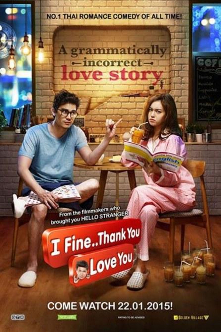 Nữ Gia Sư - I Fine Thank You Love You 2015 [Phim Hài]