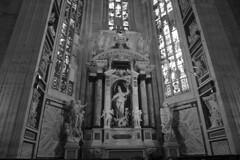Milan - Duomo altar