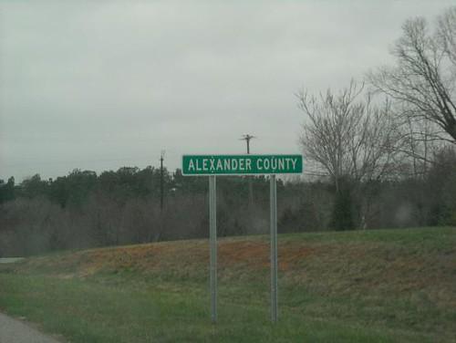 county northcarolina countysign
