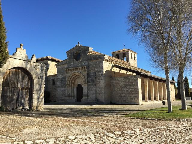 Iglesia de Santa María de la O (Wamba, Valladolid)
