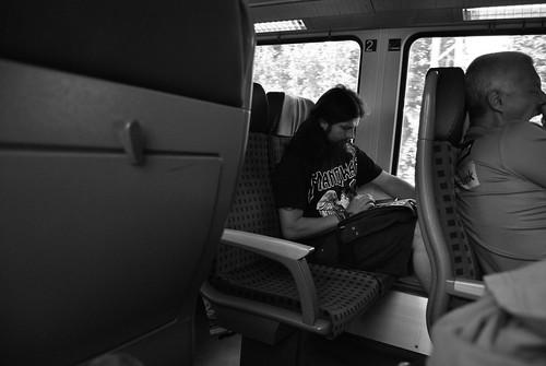 Züge aus Bielefeld IV