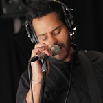 Tue, 31/03/2015 - 11:19am - Twin Shadow Live in Studio A, 3.31.2015 Photo by Deirdre Hynes