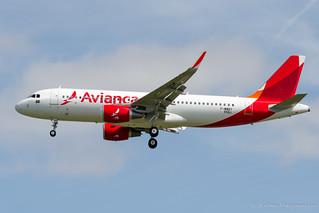 A320WL Avianca F-WWBT msn 6561