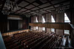 Abandoned Auditorium