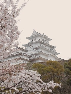 Image of Himeji Castle near Himeji. 2015 姫路城himejicastle flickrhongkong iphone6 flickrhkma