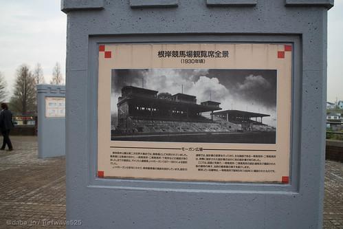 20150406 根岸競馬場 一等馬見所跡 / Negishi Racecourse