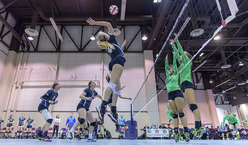 mOcean Volleyball Club in Reno