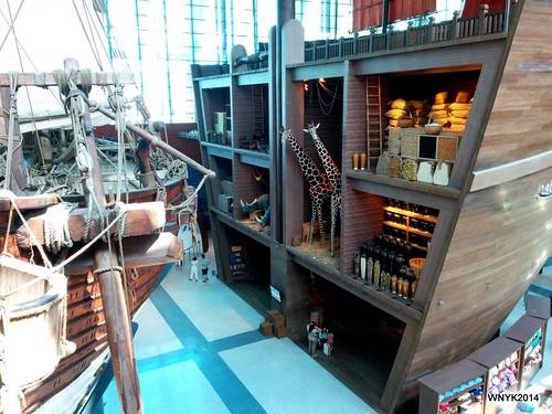 Cheng Ho's Ship