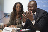 SM15 Press Briefing: African Finance Ministers