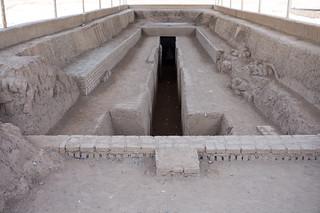 Image of Chan Chan near Trujillo. pérou lalibertad victorlarcoherrera