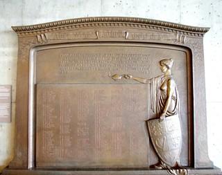 Eaton's WWII Employee Memorial