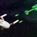 Star Trek (Enterprise NCC 1701 vs Klingon Warbird) by -derjoe-